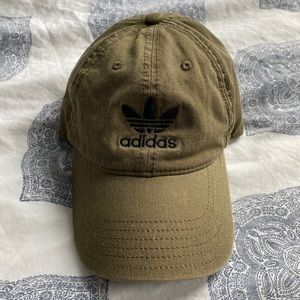 Rare Adidas Trefoil ball cap